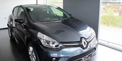 Renault Clio IV 1.5 Dci limited 90 CV